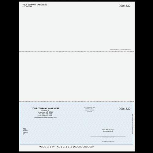 L1332A - Multi-Purpose Bottom Business Check