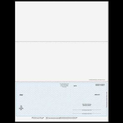 L1591 - Multi-Purpose Bottom Business Check