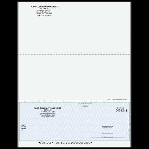 L1248 - Multi-Purpose Bottom Business Check