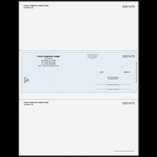 L1475 - Multi-Purpose Middle Business Check