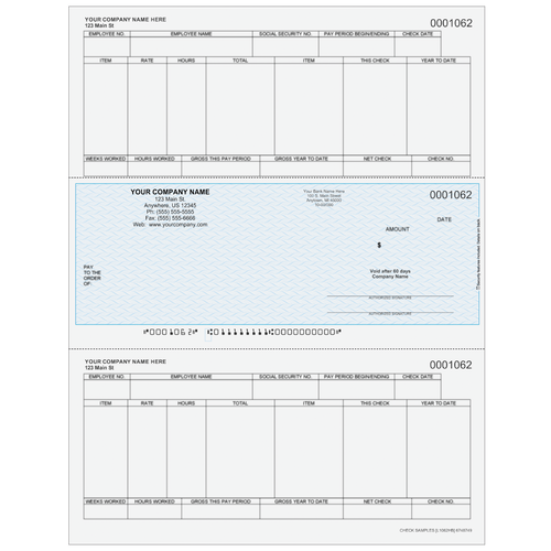 L1062 - Payroll Middle Business Check