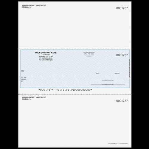 L1737 - Multi-Purpose Middle Business Check