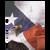 FLDR310 - Patriotic Folder (with Pockets)