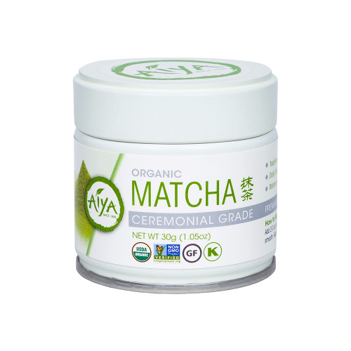 Organic Ceremonial Matcha (30g Tin)