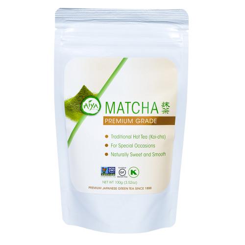 Premium Matcha tea, 100 gram, single bag