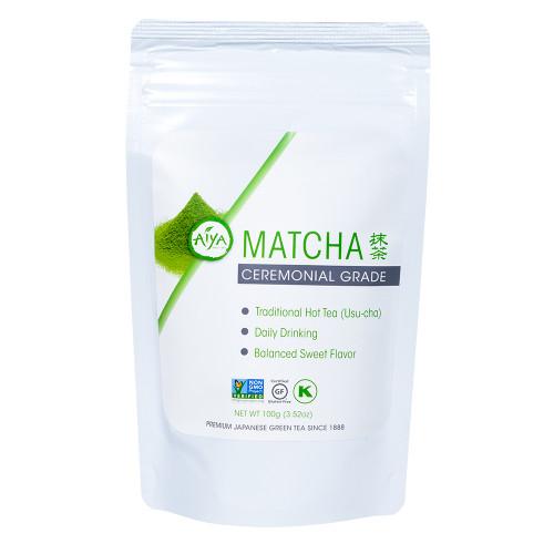 Ceremonial Matcha (100g Bag)