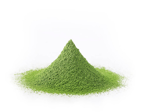 Culinary Grade Matcha mound, green