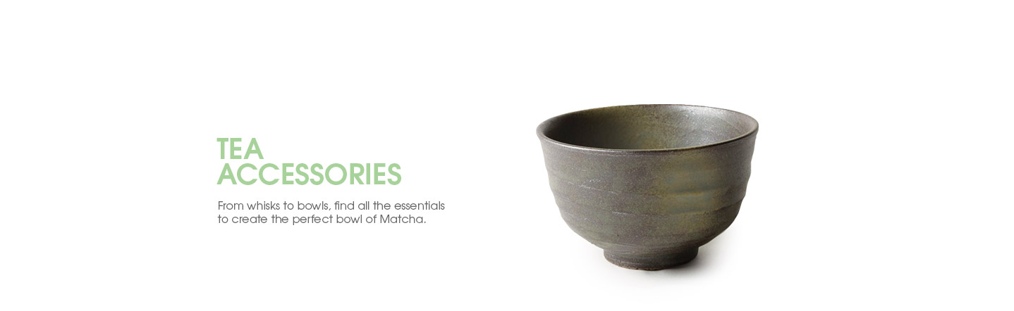 Matcha Products Banner