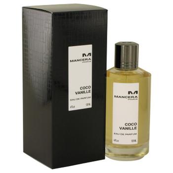 Mancera Coco Vanille by Mancera Eau De Parfum Spray (Unisex) 4 oz for Women