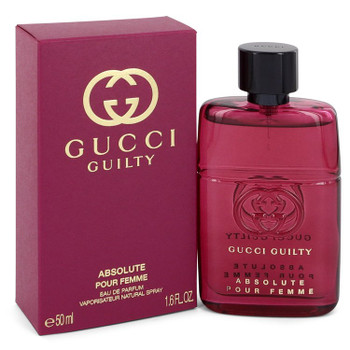 Gucci Guilty Absolute by Gucci Eau De Parfum Spray 1.7 oz for Women