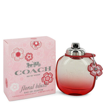 Coach Floral Blush by Coach Eau De Parfum Spray 3 oz for Women