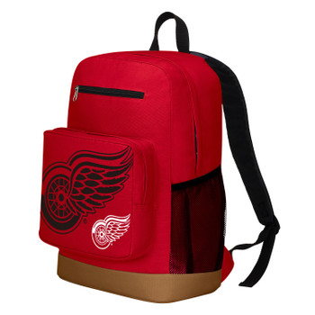 Detroit Redwings Playmaker Backpack