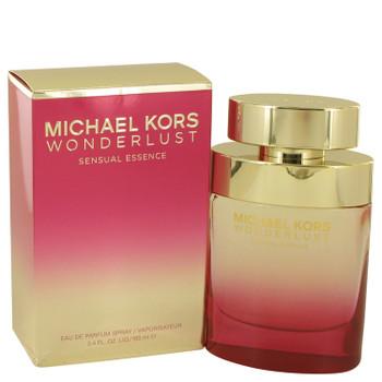 Wonderlust Sensual Essence by Michael Kors Eau De Parfum Spray 3.4 oz for Women - MUFXP538661