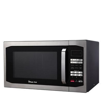 1.6 cu Ft Microwave Oven SS