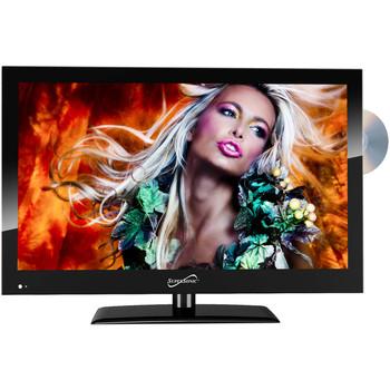 "Supersonic SC-1912 19"" TV/DVD Combo - HDTV - 16:9 - 1366 x 768 - 720p"
