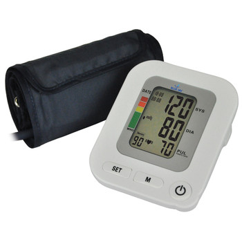 Full Automatic Blood Pressure W/extra Large Cuff & 4 Aa Batt