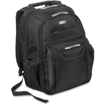 "Targus TBB012US Carrying Case (Backpack) for 15.8"" Notebook - Black"