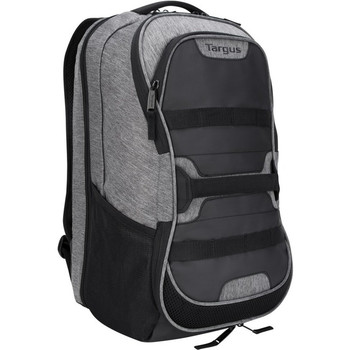 """Targus Work + Play TSB94404US Carrying Case (Backpack) for 16"""" Notebook - Black/Gray"""