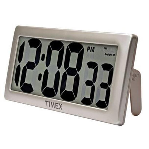 "13.5"" Timex IntelliTime Clock"