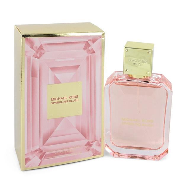 Michael Kors Sparkling Blush by Michael Kors Eau De Parfum Spray 3.4 oz for Women