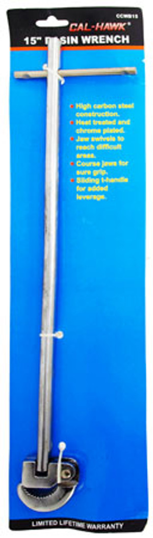 """15"""" Basin Wrench with FREE shipping"""