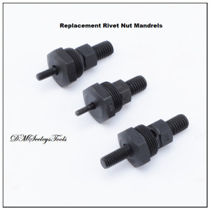Rivet Nut Tool Mandrels