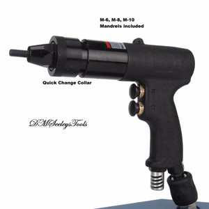 Metric Rivet nut Gun air pneumatic