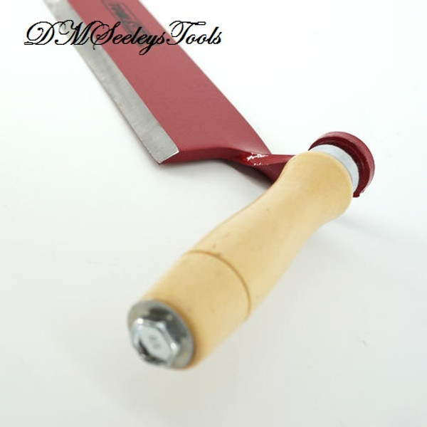 Draw Shave Draw Knife with improved burgundy color sharp blade
