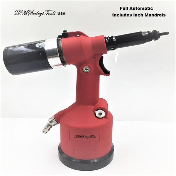 Full Automatic Rivet nut Threaded insert Hand Tool.