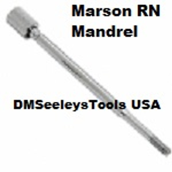 Marson RN Rivet Nut Tool Thread Setter Inch size Mandrels