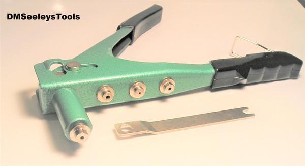 3 in 1 Rivet Nut Riv Nut  Threaded Insert rivnut  Anchor rivet hand Tool Kit