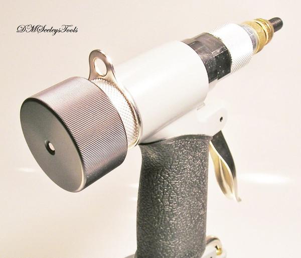 Pneumatic Rivet Nut Air Tool  with Inch & Metric Mandrels