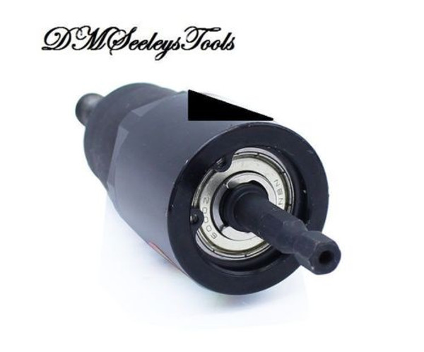 Rivet Nut Drill adapter Tool in inch sizes.