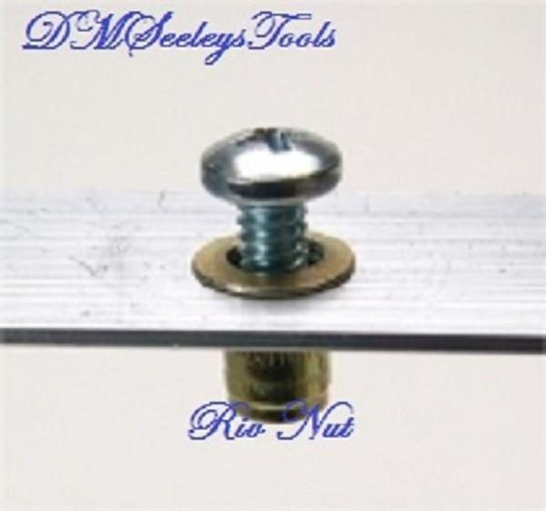 RIV NUT Threaded Rivet nut Insert Tool Alcoa Marson & Threaded Rivet nut inserts