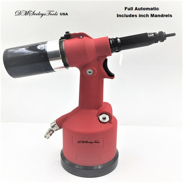 Full Automatic Rivet nut Threaded insert Hand Tool.