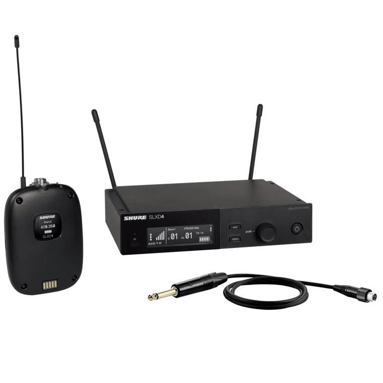 SHURE SLXD14 Digital Wireless Guitar System