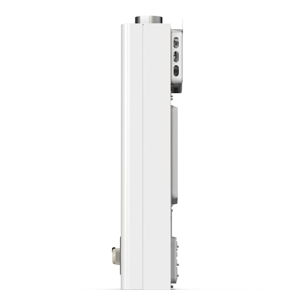 Eccotemp FVI12 Indoor 4.0 GPM Liquid Propane Tankless Water Heater Left View