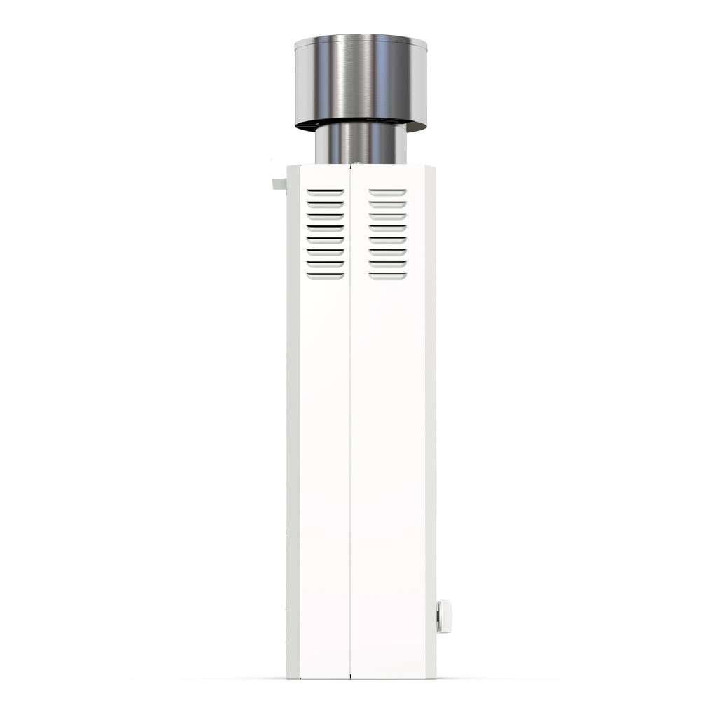 Eccotemp L10 Portable Outdoor Tankless Water Heater Left View