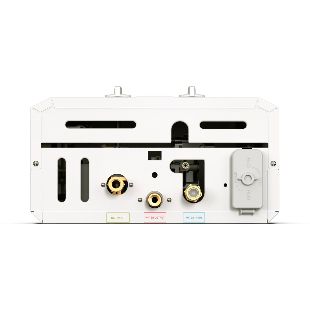 Eccotemp L10 Portable Outdoor Tankless Water Heater Bottom View