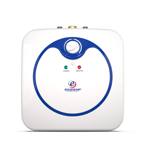 Eccotemp EM-4.0 Electric Mini Storage Tank Water Heater Front View