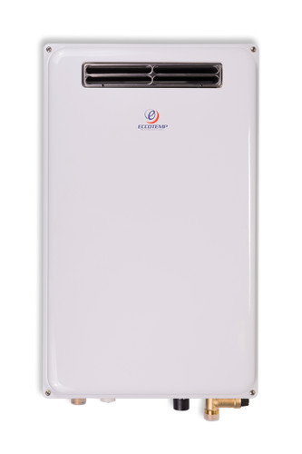 Eccotemp 45H-NG Outdor Tankless Water Heater Front View