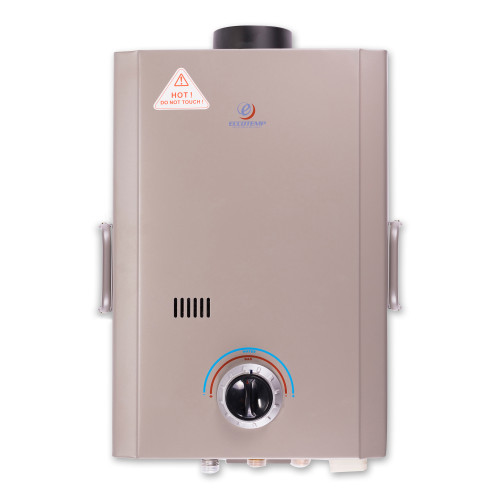 Eccotemp L7 Portable Outdoor Tankless Water Heater Front View