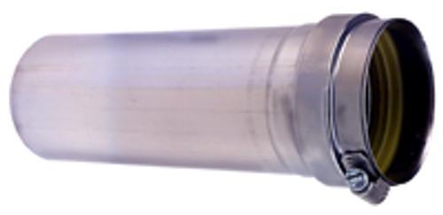 """Z-Vent Straight Pipe 4"""" diameter 6"""" - 48"""" in length"""