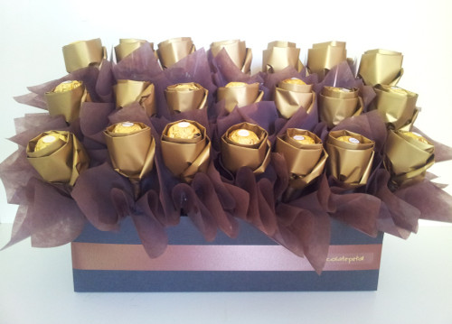 Ferrero Chocolate Rosebuds