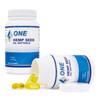 Premium Hemp Seed Oil Soft Gels. 1000 mg. 60 Count