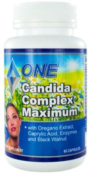 Candida Complex 60 Capsules