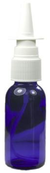 Empty Nasal Spray Bottle