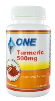 Turmeric 500mg