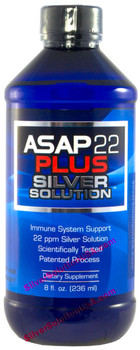 ASAP Plus Silver Solution 8oz