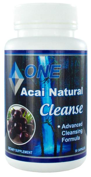Acai Natural Cleanse